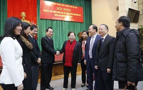 Hà Nội: Sẽ lấy phiếu tín nhiệm đối với những người giữ chức vụ do HĐND Thành phố bầu