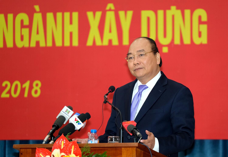 Thủ tướng: Bộ Xây dựng cần nâng cao chất lượng công tác quy hoạch