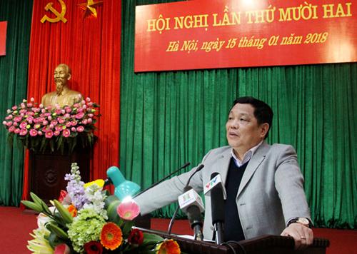 Năm 2018, Hà Nội tiến hành hành 3 cuộc kiểm tra, giám sát chuyên đề