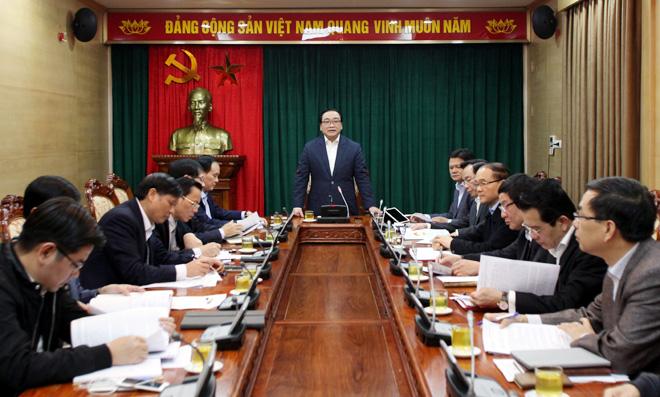 Hà Nội tập trung các giải pháp nâng cao năng lực lãnh đạo, sức chiến đấu của tổ chức đảng