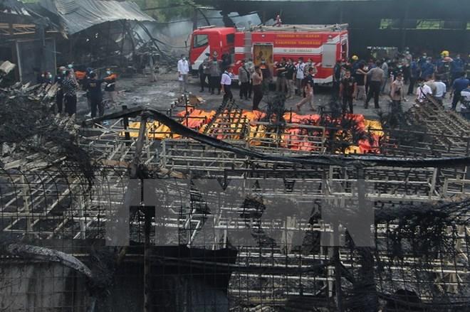 Ấn Độ: Hỏa hoạn tại nhà máy, gần 20 công nhân thiệt mạng