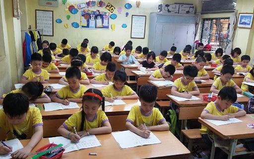 Năm 2019, học sinh lớp 1 sẽ học chương trình sách giáo khoa mới
