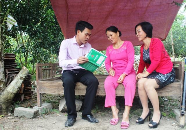Tân Lạc (Hòa Bình): Niềm vui thoát nghèo từ đồng vốn tín dụng chính sách