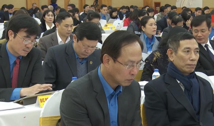 Cho ý kiến vào nhiều nội dung trình Đại hội Công đoàn Việt Nam lần thứ XII
