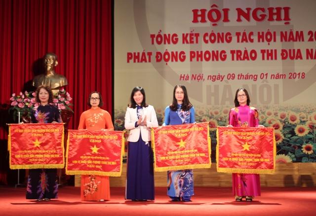 Hà Nội phấn đấu giúp 1.500 hộ phụ nữ thoát nghèo