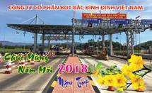 Công ty Cổ phần BOT Bắc Bình Định Việt Nam