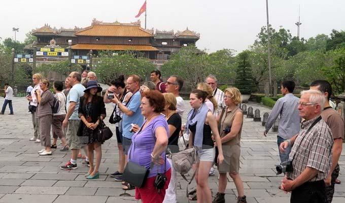 Lượng khách quốc tế đến Việt Nam tăng mạnh trong dịp Tết Dương lịch