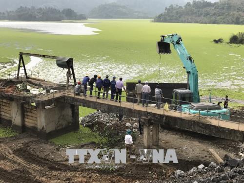 Lào Cai: Vỡ cống tràn hồ xả thải Nhà máy tuyển quặng Apatít, ảnh hưởng đến 54 hộ dân