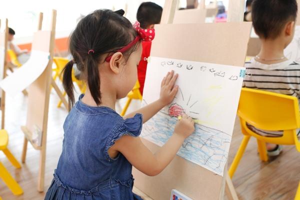 Môn học Mỹ thuật sẽ được dạy học ở cả 3 cấp phổ thông