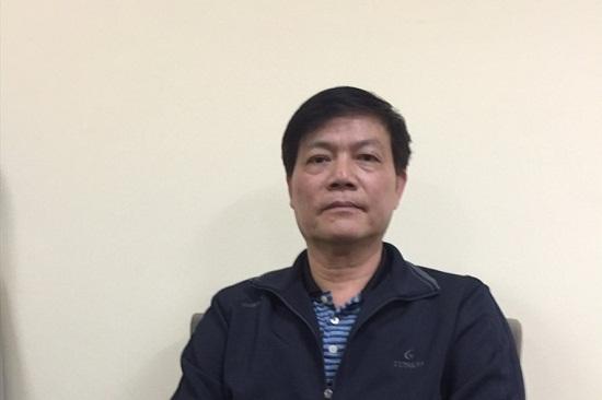 Khởi tố nguyên Chủ tịch Hội đồng thành viên Vinashin Nguyễn Ngọc Sự