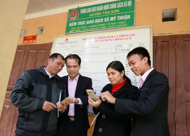 Triển khai dịch vụ tin nhắn đến với khách hàng trong hệ thống Ngân hàng chính sách xã hội