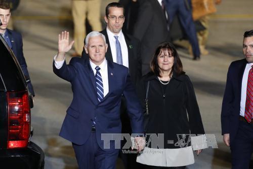 Phó Tổng thống Mỹ Mike Pence thăm Israel