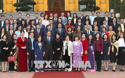 Phó Chủ tịch nước gặp mặt, tri ân các nhà tài trợ cho Quỹ Bảo trợ trẻ em Việt Nam