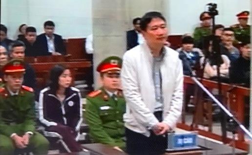 """Xét xử bị cáo Trịnh Xuân Thanh và các đồng phạm trong vụ án """"Tham ô tài sản"""" tại PVP Land"""