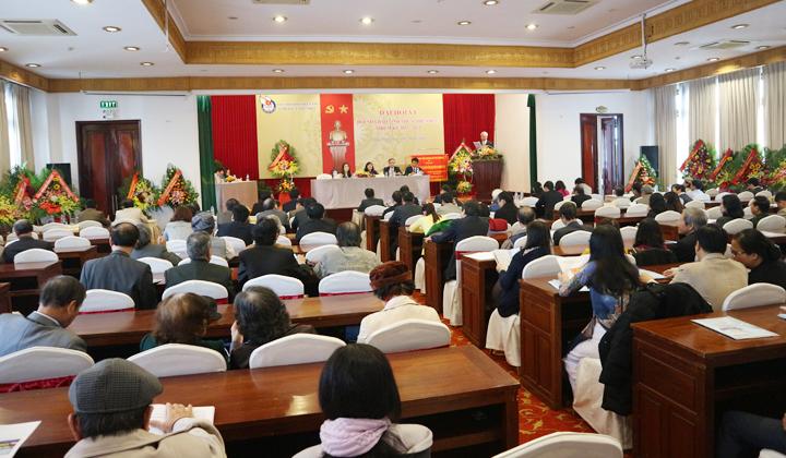Hội Nhà báo Thừa Thiên Huế: Đại hội lần thứ VI nhiệm kỳ 2017- 202