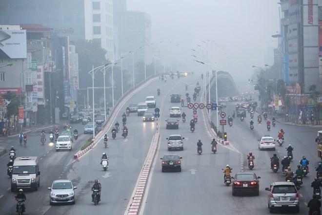 Nam Biển Đông đề phòng lốc xoáy, Bắc bộ và Bắc Trung bộ có mưa kèm sương mù