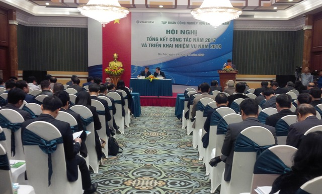 Tập đoàn Công nghiệp Hoá chất Việt Nam nỗ lực phát triển sản xuất, kinh doanh