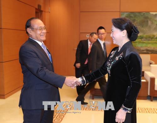 Tiếp tục gìn giữ, vun đắp mối quan hệ đoàn kết hữu nghị truyền thống và hợp tác Việt Nam - Campuchia