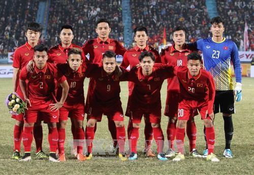 VCK U23 châu Á 2018: U23 Việt Nam vượt qua U23 Australia với tỷ số sát nút 1-0