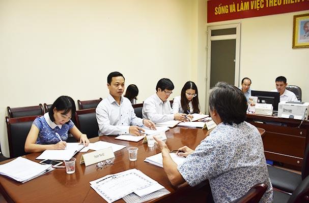 Chú trọng thanh tra chuyên ngành trong công tác hành chính tư pháp, bổ trợ tư pháp