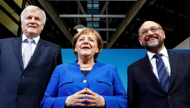 Nước Đức trước cơ hội chấm dứt khủng hoảng chính phủ