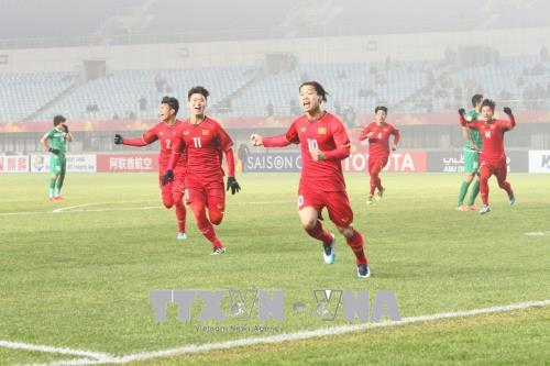 Thư của Thủ tướng chúc mừng Đội tuyển U23 Việt Nam