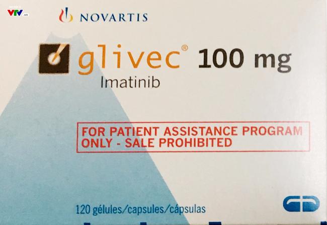 Bộ Y tế cho phép nhập khẩu lại thuốc ung thư từ nguồn viện trợ