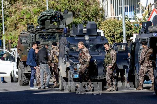 Thổ Nhĩ Kỳ tiếp tục gia hạn tình trạng khẩn cấp