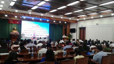 """TP.Hồ Chí Minh: Ngành tư pháp đã thực hiện tốt vai trò là cơ quan """"gác cửa pháp lý"""""""