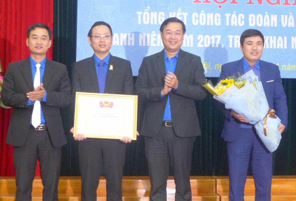Đoàn Thanh niên Khối các cơ quan Trung ương triển khai nhiệm vụ năm 2018