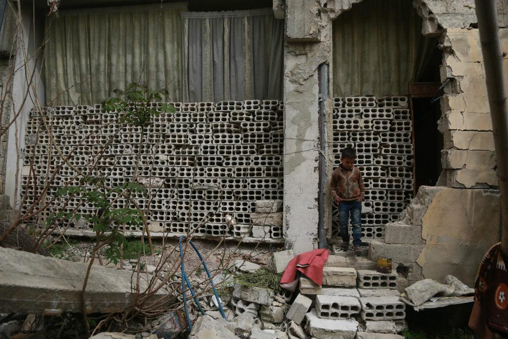 UNICEF tiếp tục báo động về số trẻ em thiệt mạng do xung đột tại Syria