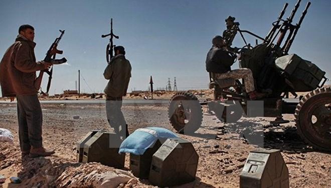 Libya: 83 người thương vong trong vụ tấn công ở sân bay Mitiga