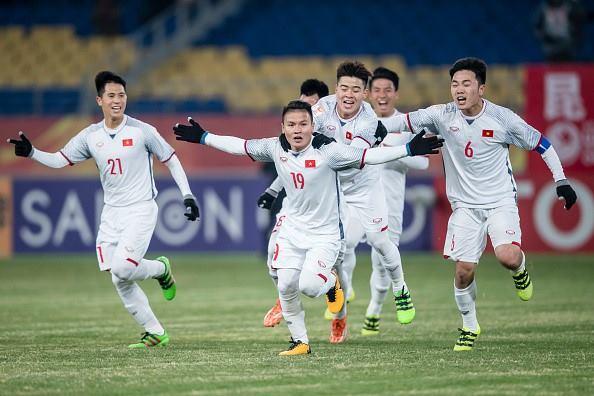 VinaPhone tặng 2,3 tỷ tiền cước điện thoại cho đội tuyển U23 Việt Nam