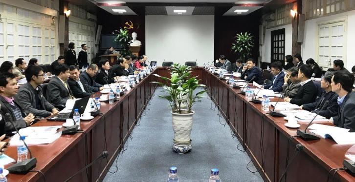 Hoàn thiện khung pháp lý phát triển thị trường khoa học công nghệ tại Việt Nam  