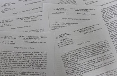 Ban hành Chương trình văn bản pháp luật năm 2018 về lĩnh vực tài nguyên môi trường