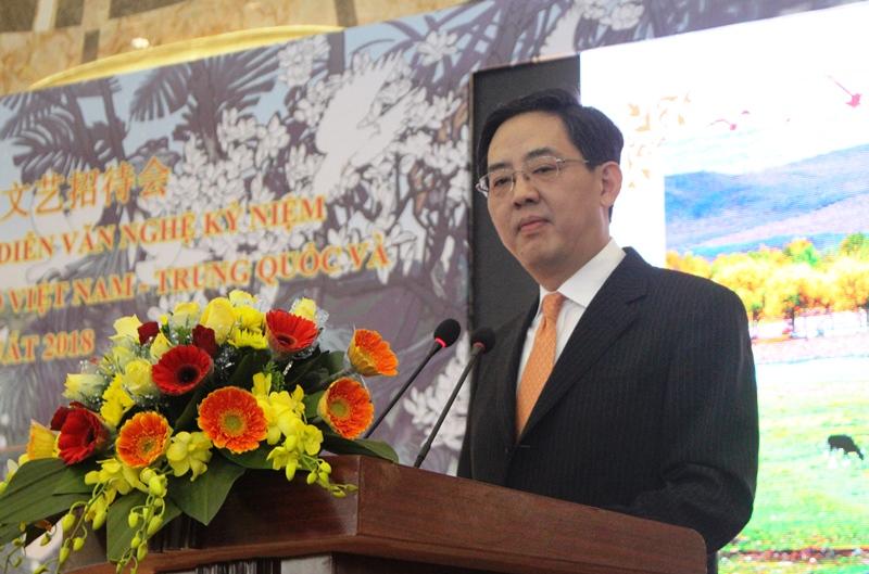 Trung Quốc coi trọng phát triển quan hệ hữu nghị với Việt Nam