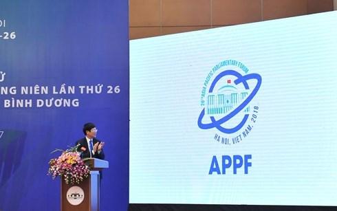 APPF-26: Vun đắp cộng đồng châu Á - Thái Bình Dương gắn kết và phát triển bền vững