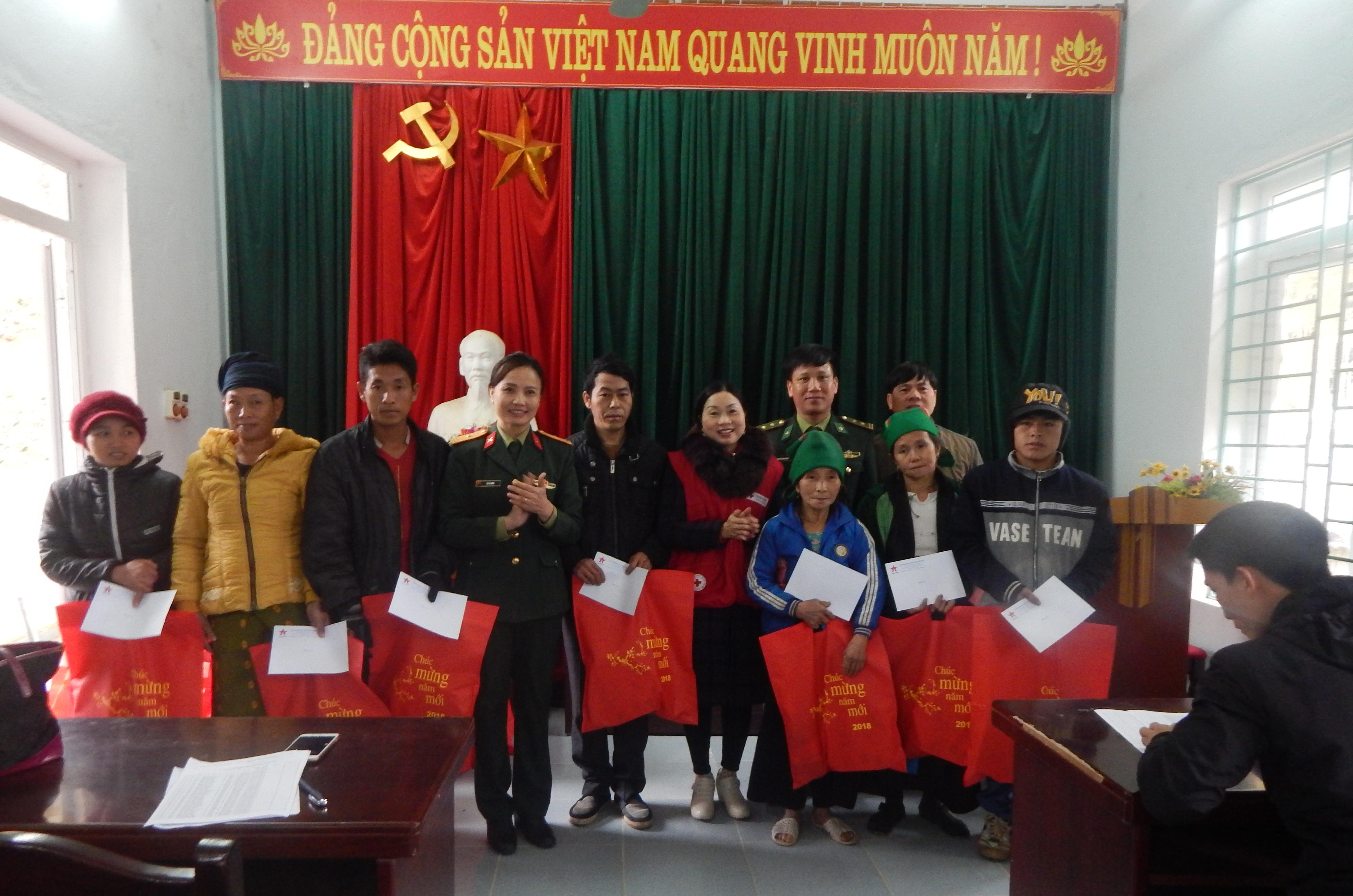 Xuân về trên vùng biên giới Việt – Lào