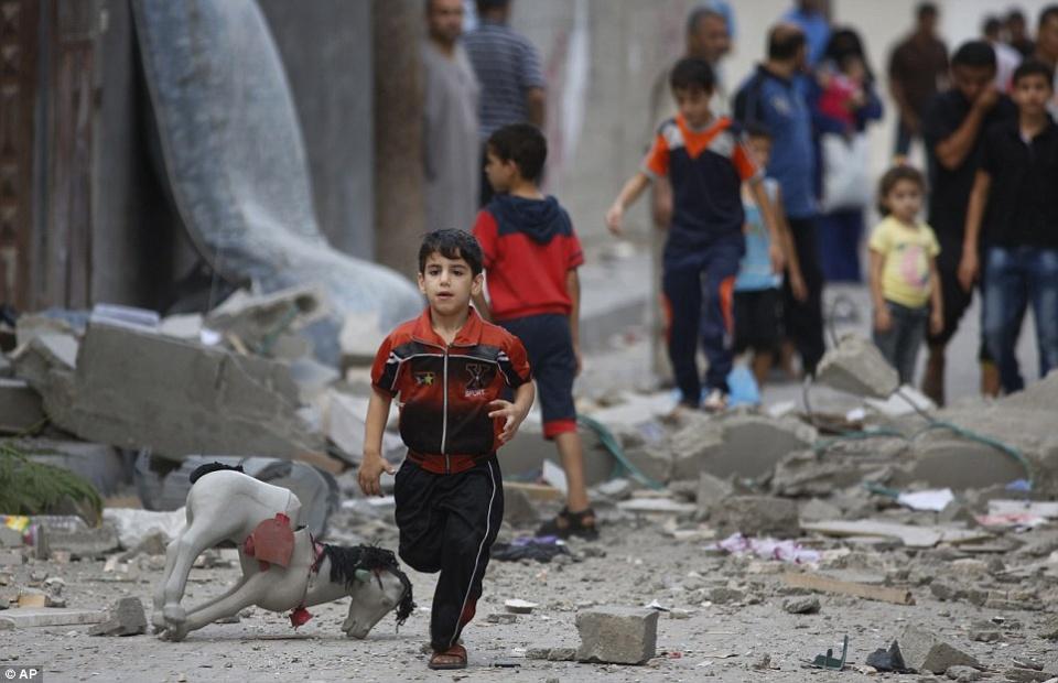 LHQ lo ngại tình hình nhân đạo và kinh tế tại Dải Gaza