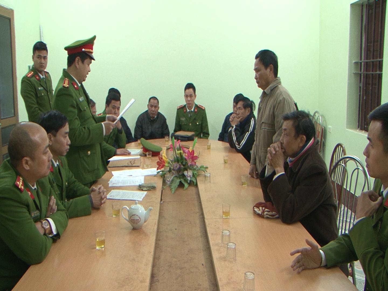 Nam Định bắt giam 5 cán bộ xã bán đất trái thẩm quyền  