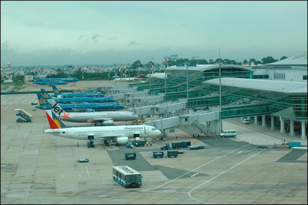 Hoàn thiện quy đinh phạt vi phạm hành chính trong lĩnh vực hàng không dân dụng