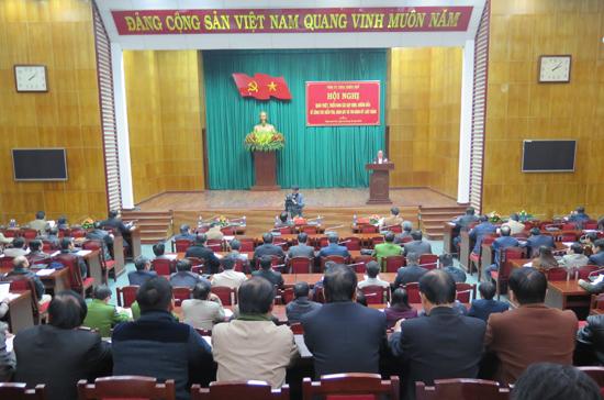 Thừa Thiên Huế: Triển khai các quy định, hướng dẫn về công tác giám sát và thi hành kỷ luật trong Đảng