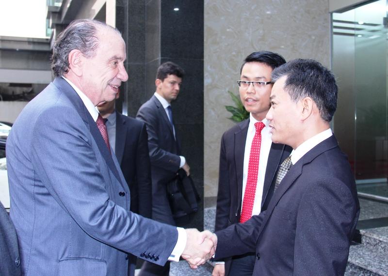 Đa dạng hóa quan hệ đối tác góp phần nâng cao hiệu quả công tác đối ngoại nhân dân