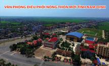 Văn phòng điều phối Nông thôn mới tỉnh Nam Định
