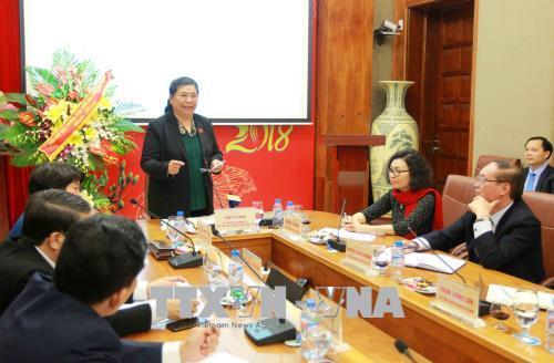 Bảo hiểm xã hội Việt Nam phấn đấu đạt các mục tiêu Quốc hội, Chính phủ đề ra