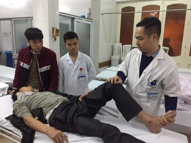 Số ca khám, cấp cứu tai nạn do đánh nhau giảm trong dịp Tết nguyên đán