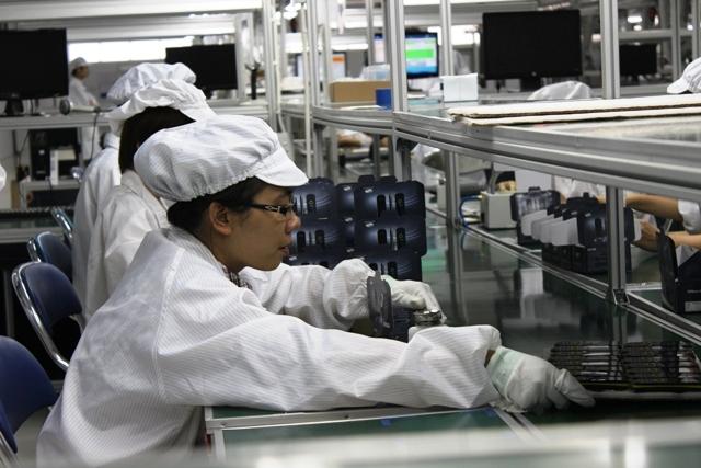 Tháng 1/2018: Đầu tư FDI chủ yếu vào công nghiệp chế biến, chế tạo
