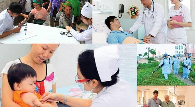 Tăng cường chăm sóc và nâng cao sức khỏe nhân dân trong tình hình mới