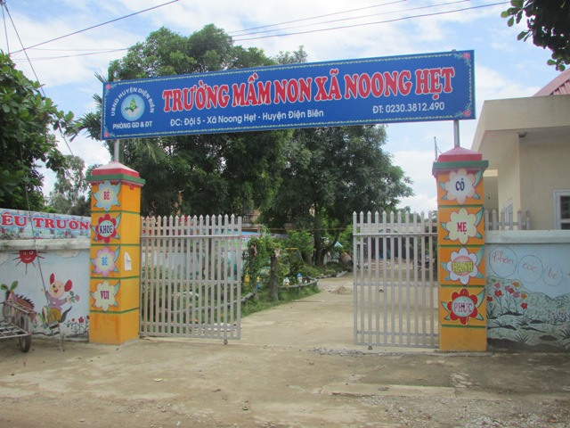 Xã Noong Hẹt (Điện Biên): Nông thôn mới, cuộc sống mới