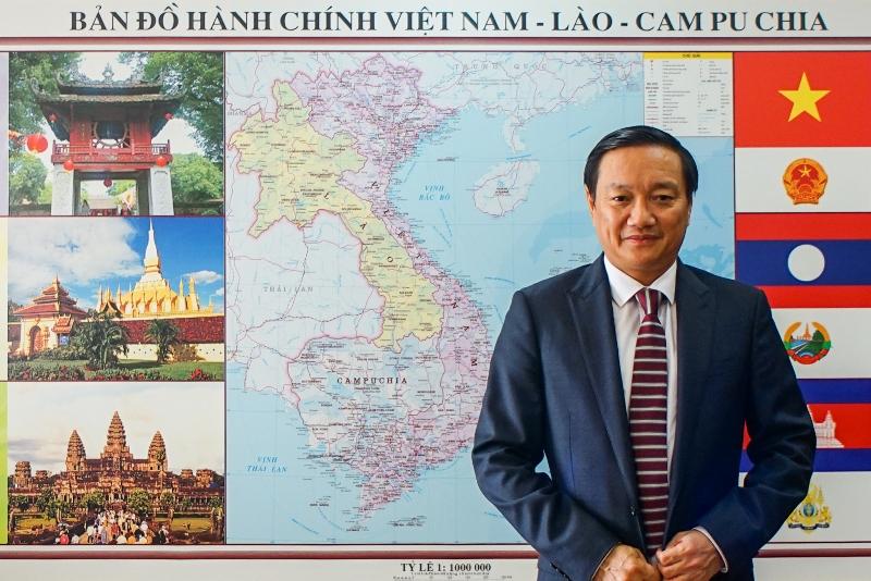 Đưa quan hệ hữu nghị, đoàn kết và hợp tác Việt Nam - Lào lên tầm cao mới